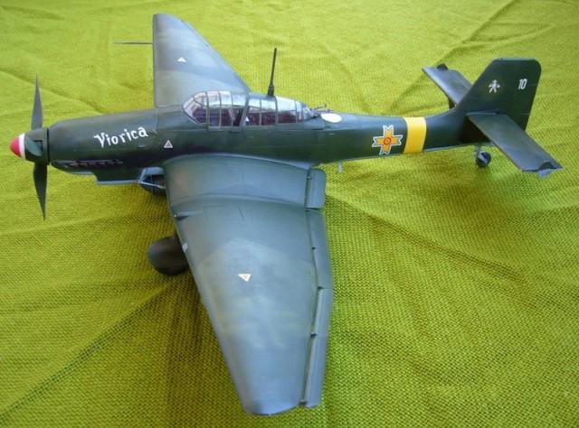 Junkers Ju-87 D3