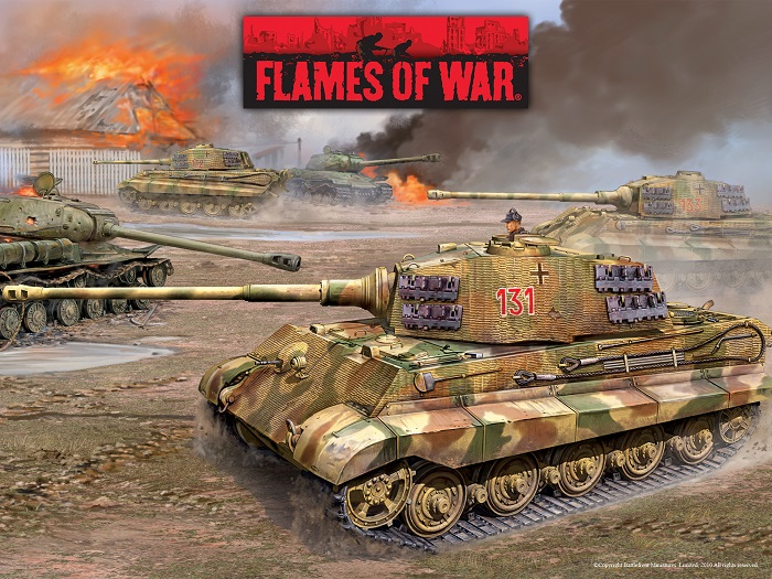 Flames of War Starting Player Guide - The Books - Wargames