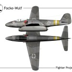 WW2 German Secret Weapons Episode 12: Focke-Wulf Fw P.II