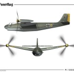 WW2 German Secret Weapons Episode 16: Wesserflug We. P1003/1 VTOL