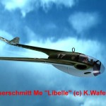"WW2 German Secret Weapons Episode 5: Messerschmitt Me ""Libelle"""