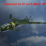WW2 German Secret Weapons Episode 1: Henschel Hs. P87