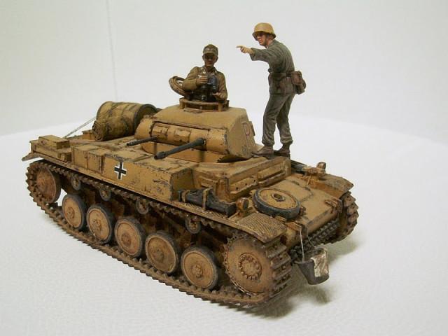 Panzer II