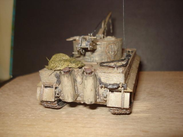 Bergepanzer Tiger I