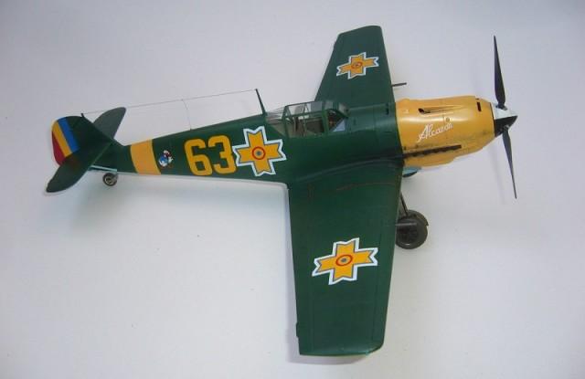 Bf-109 E7