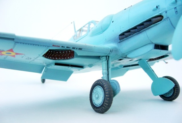 Bf-109 Ga-6