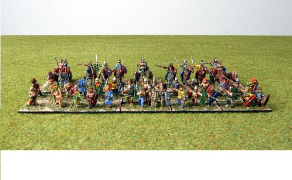 DBA Gallic Army