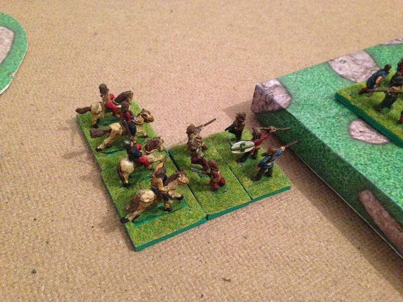 DBA AAR Gauls versus Ancient British