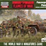 Flames of War Forces: 1000 points LW Panzergrenadierkompanie (Heer)