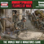 Flames of War Forces: 1000 points LW Grenadierkompanie (Heer)