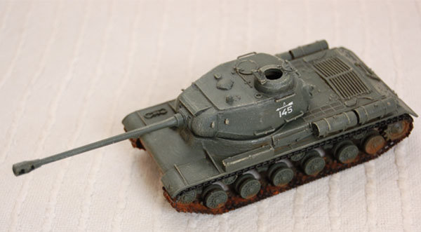 IS-2 by R Tas front left view