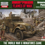 Flames of War Forces: 1000 points LW Armored Rifle Company