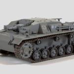 1:72 StuG III B – Easy Model 36135
