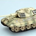 1:72 King Tiger – Easy Model 36297