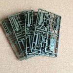 Assembling and painting Open Fire Allied tanks