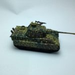Painting Late War Splinter Camo on Panthers