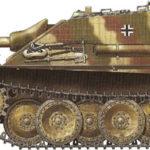 German Camouflage: Jagdpanther