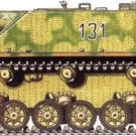 German Camouflage: Jagdpanzer IV, Part II