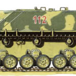 German Camouflage: Jagdpanzer IV, Part I