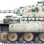 German Camouflage: Panther, Part I