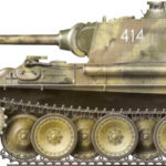 German Camouflage: Panther, Part III