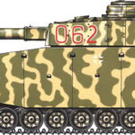 German Camouflage: Panzer IV, Part I