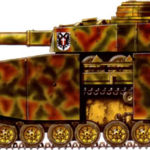 German Camouflage: Panzer IV, Part II