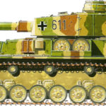 German Camouflage: Panzer IV, Part III