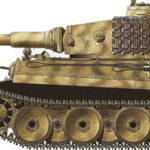 German Camouflage: Tiger, Part I