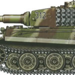 German Camouflage: Tiger, Part II