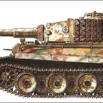 German Camouflage: Tiger, Part III