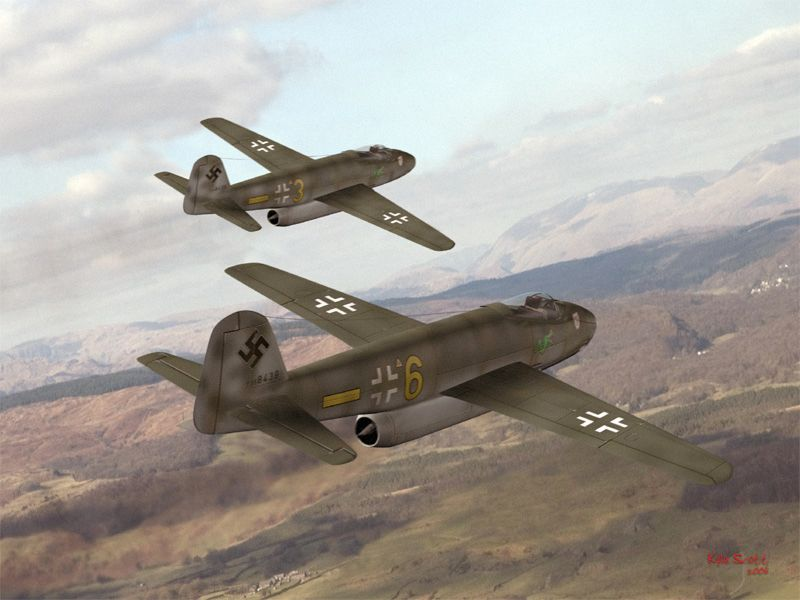 German Secret Weapons Focke-Wulf Fw P.II