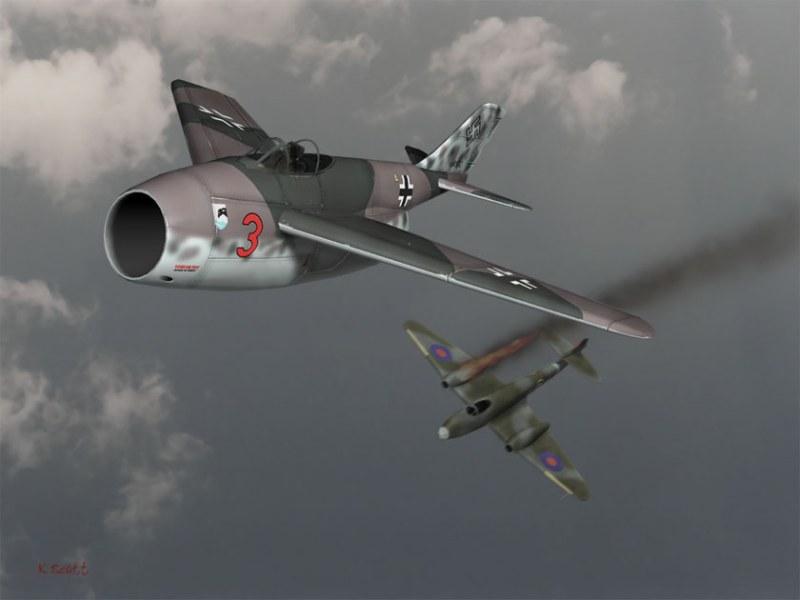 German Secret Weapons Focke-Wulf Fw