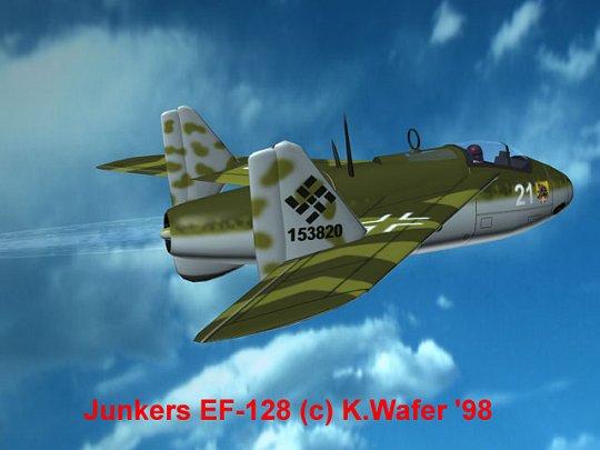 German Secret Weapons Henschel Hs. P87