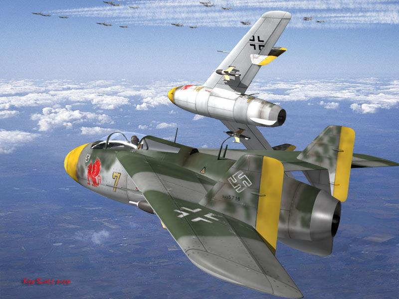 German Secret Weapons Junkers Ground Attack