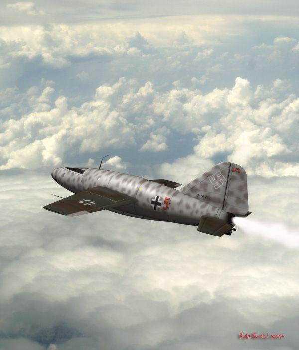 German Secret Weapons Von Braun Interceptor