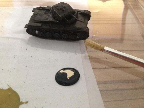 Early War Panzer Grey Panzer II