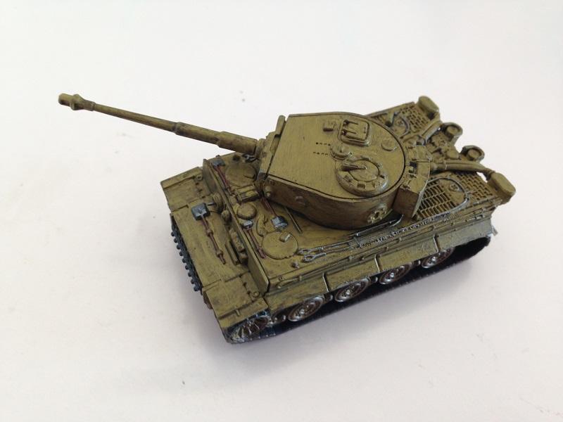 Tiger I Dunkelgelb