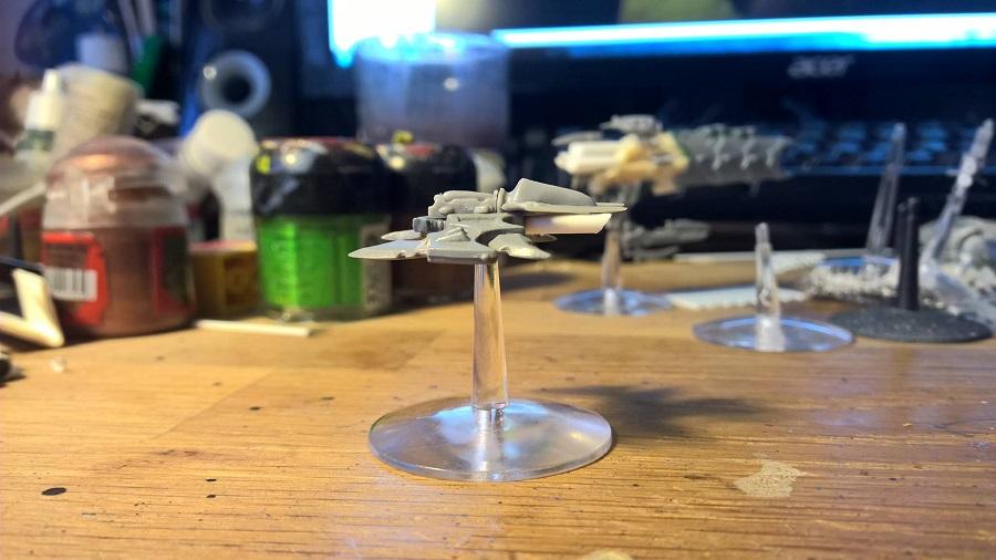 Dark Eldar ships