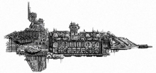 Imperial Grand Cruiser