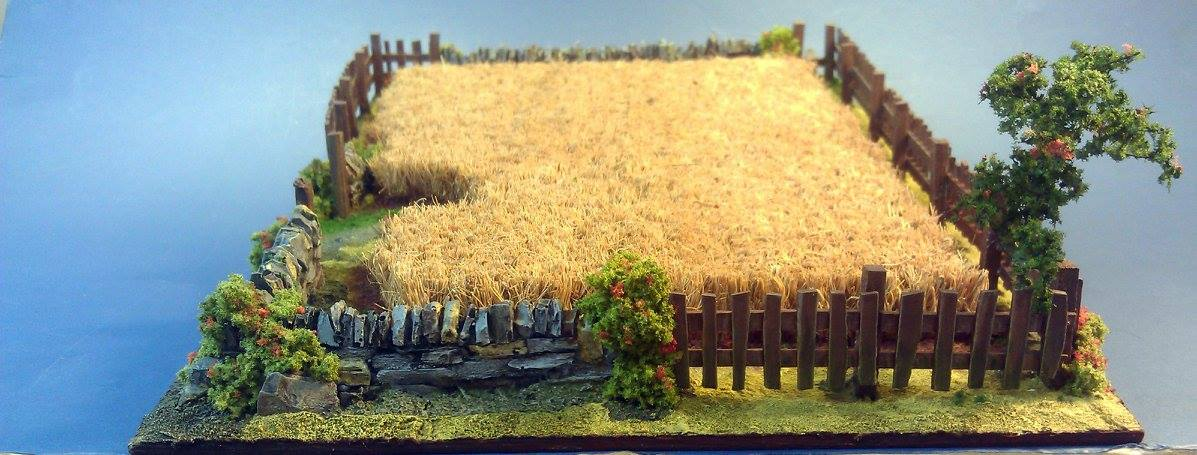 Wargaming terrain