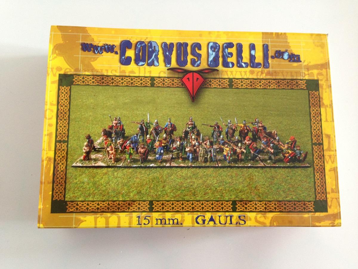 Corvus Belli 1:100 (15mm) Gauls