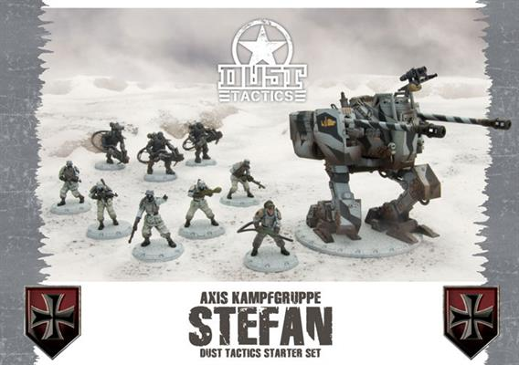 Dust Tactics: New Releases February 2014
