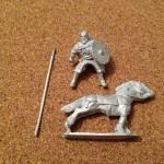 1:56 Mounted Irish Warlord – Gripping Beast